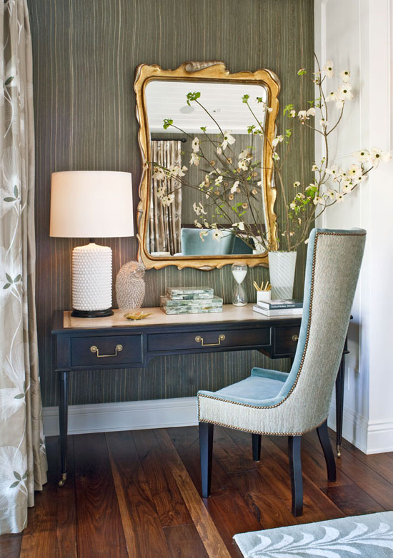 enlarge - Decorating With Mirrors