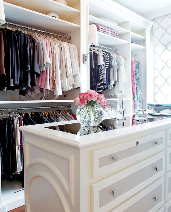 Beautifully Organized Closets And Dressing Rooms