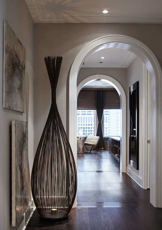 Ritz Carlton Showcase Apartment By Doug Atherley Traditional Home