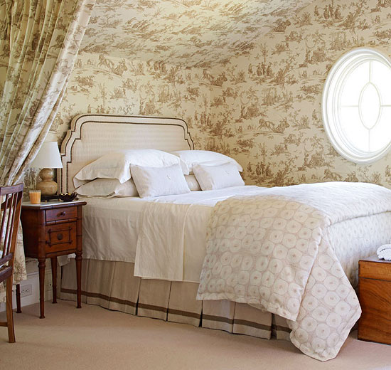 Our Loveliest Small Bedrooms | Traditional Home