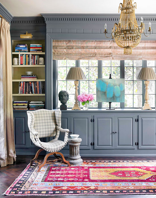 Traditional Home Interior Design: Before And After: Charming 1920s Dutch Colonial