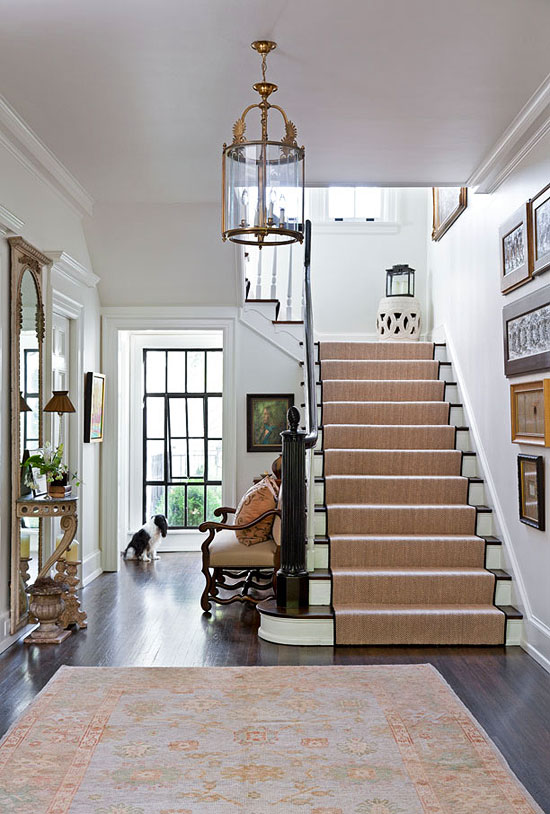 Colonial Remodeling Set before and after: charming 1920s dutch colonial | traditional home