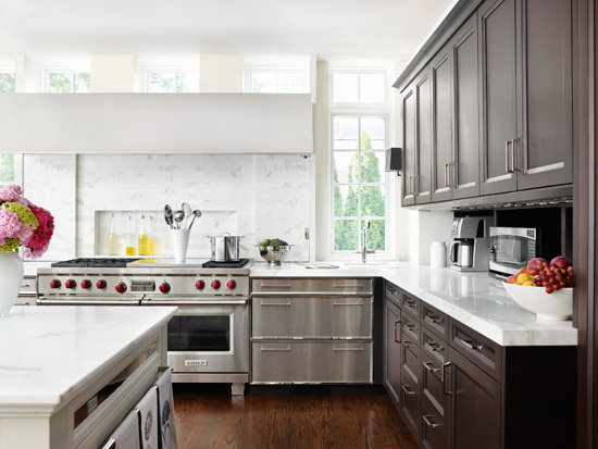 Kitchen trends for 2013 traditional home for Traditional home great kitchens