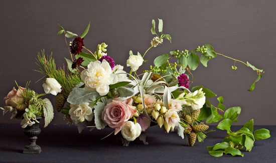 The Art Of Arranging Flowers Traditional Home