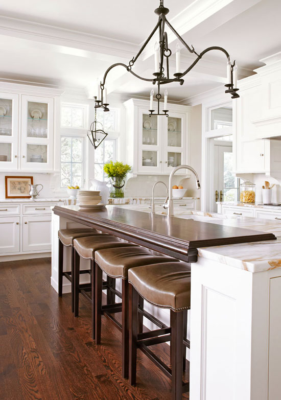 Before And After Kitchen Remodel Interior our best beforeandafter kitchens | traditional home