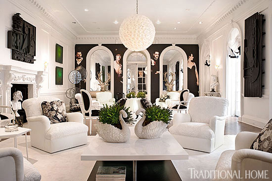 New York Citys Holiday House Designer Showcase Traditional Home