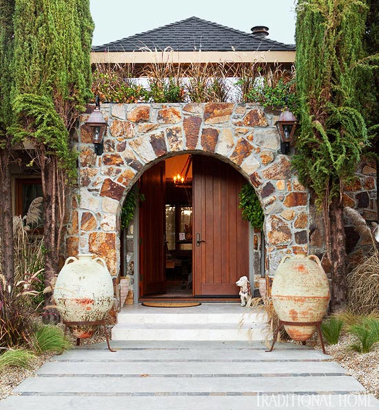 Gorgeous Napa Valley Showhouse