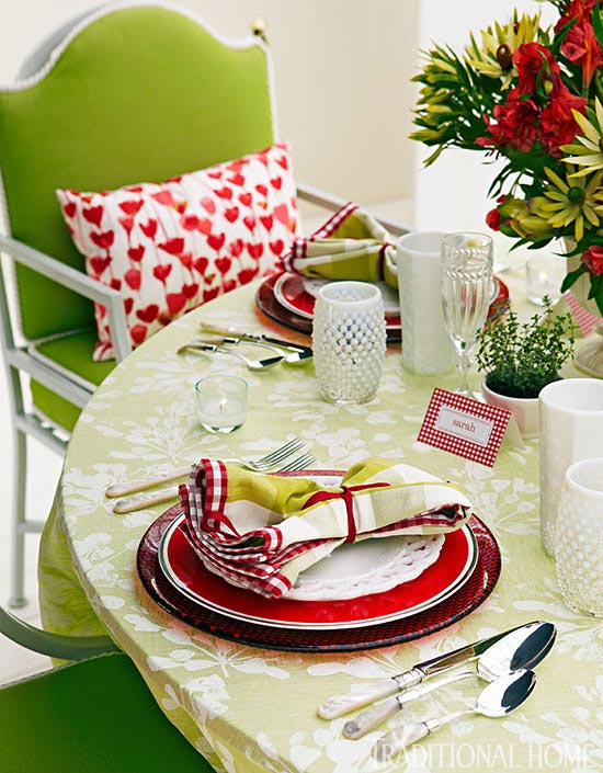+ ENLARGE & Great Gatherings: Summer Dinner | Traditional Home