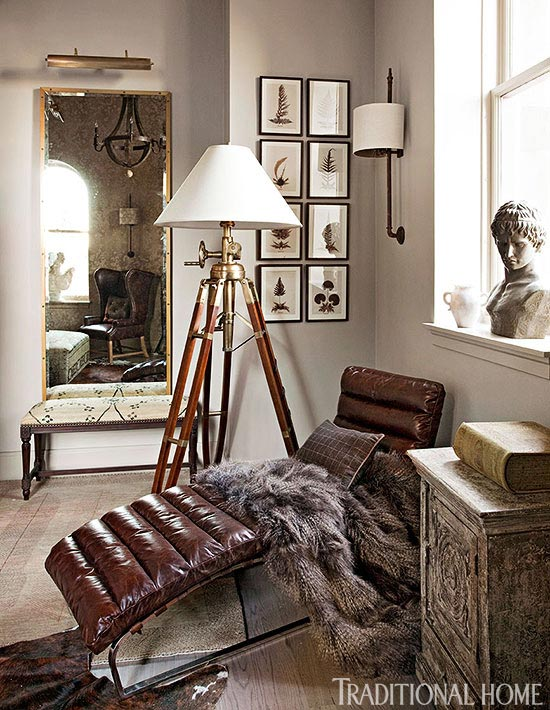 Masculine Interior Design Inspiration: Handsome Rooms With A Masculine Vibe