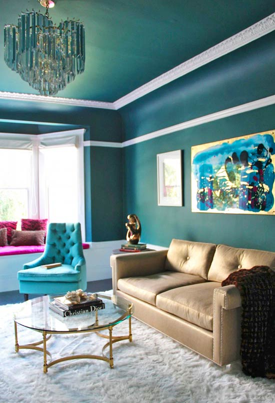 Experts Tips Decorating With Emerald Traditional Home