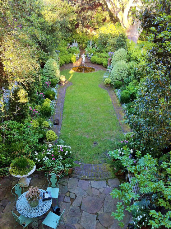 enlarge a birds eye view - Garden Design Birds Eye View