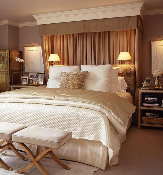 Unique Luxury Traditional Master Bedrooms: Designer Jan Showers's Sophisticated Dallas Home