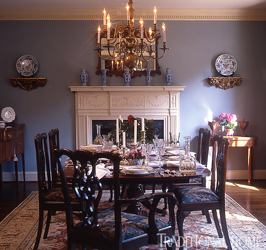 Traditional Dining Room: 25 Years Of Beautiful Dining Rooms