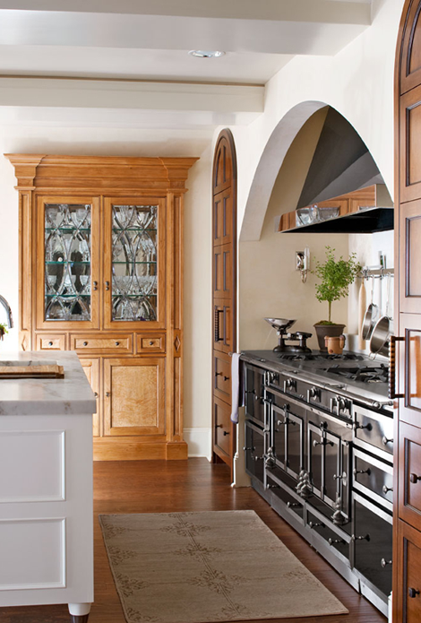 Great Kitchen: European-Style Redesign | Traditional Home