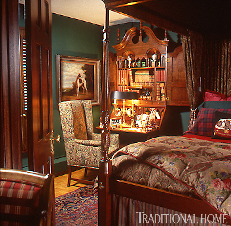 25 years of beautiful bedrooms traditional home for Traditional home bedrooms