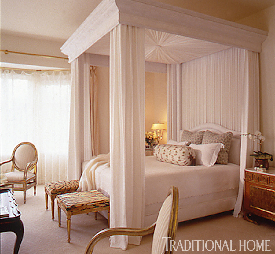 ENLARGE 25 Years of Beautiful Bedrooms Traditional Home