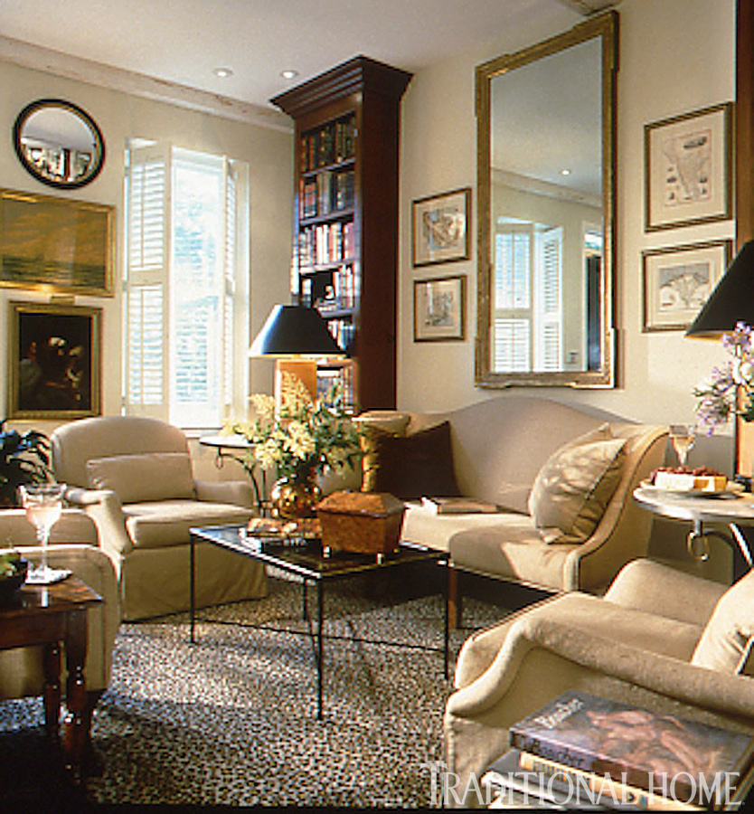 25 years of beautiful living rooms traditional home - Home and living ...