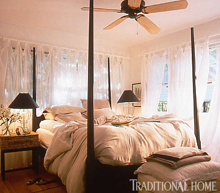 + ENLARGE : canopy bed ceiling fan - memphite.com