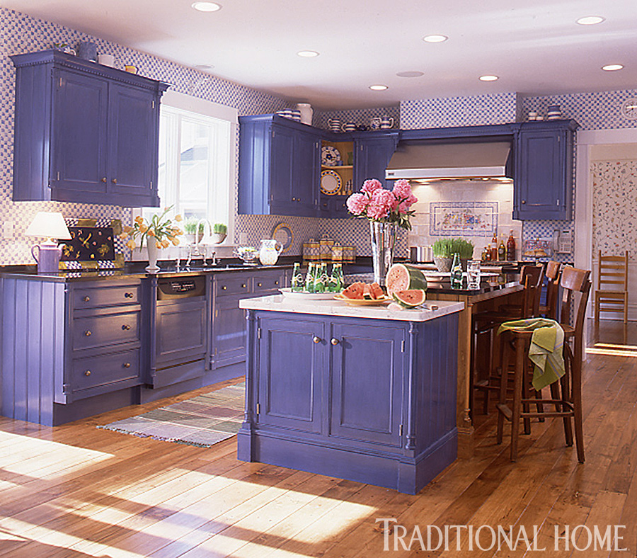 25 Awesome Traditional Kitchen Design: 25 Years Of Beautiful Kitchens