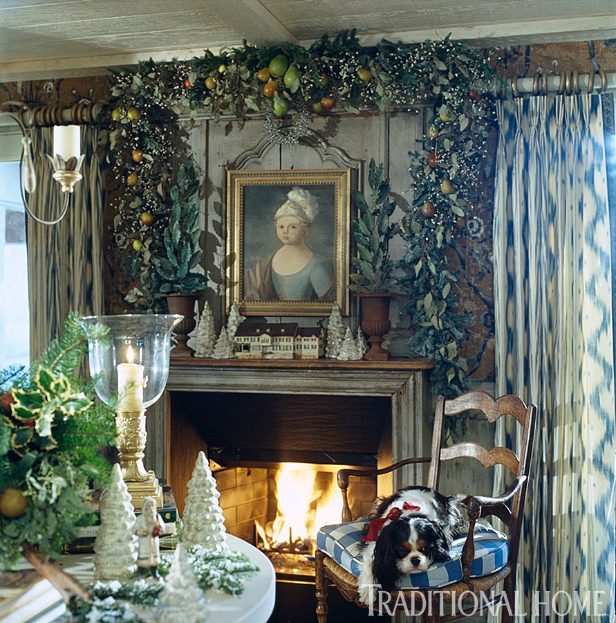 Hydrangea Hill Cottage French Country Decorating: Charles Faudree's Country Cabin