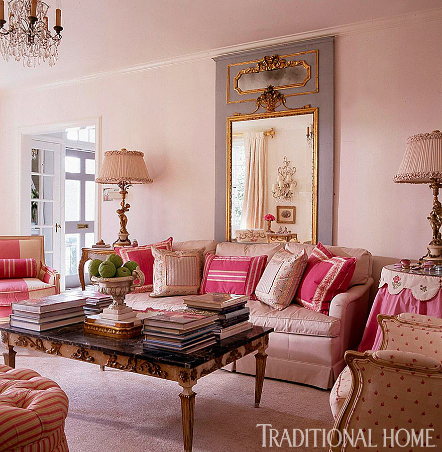 Pink Bedroom Ideas That Can Be Pretty And Peaceful Or: 25 Years Of Beautiful Living Rooms