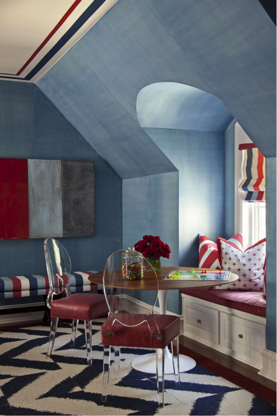 Tobi Fairley S Most Colorful Rooms Traditional Home