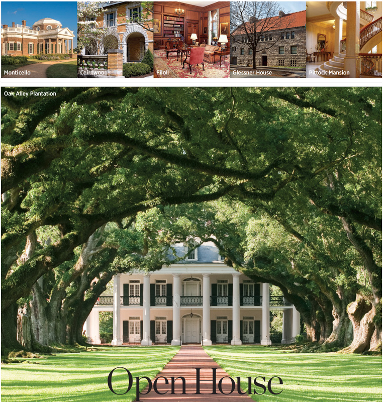 The 25 best historic homes in america traditional home for Americas best homes