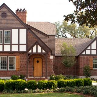traditional home design. Get the Look  Tudor Style Home Traditional