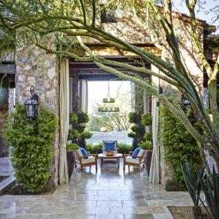 Gardens & Outdoor Living Spaces | Traditional Home