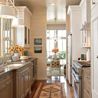 Nice Beautiful, Efficient Small Kitchens