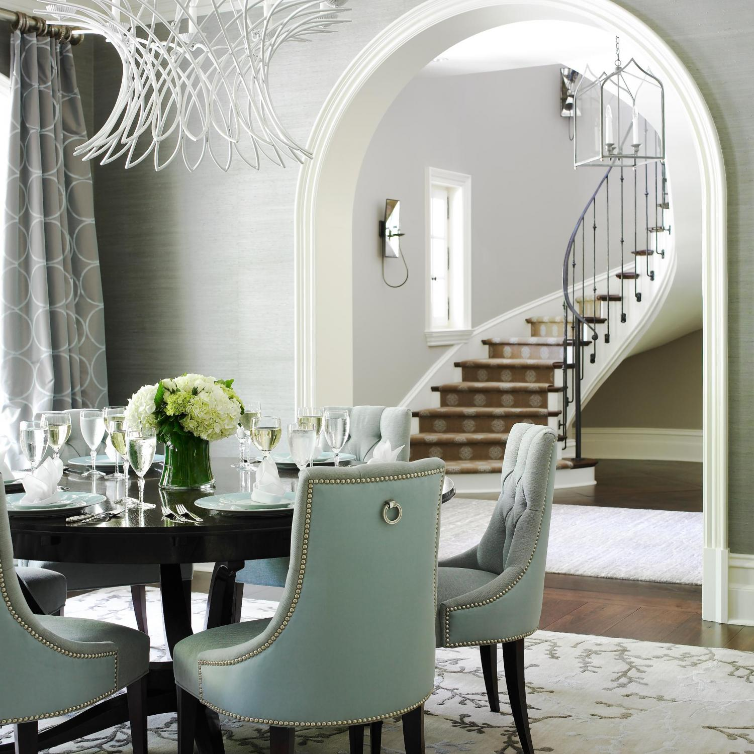 Elegant Dining Rooms: Elegant Dining Rooms