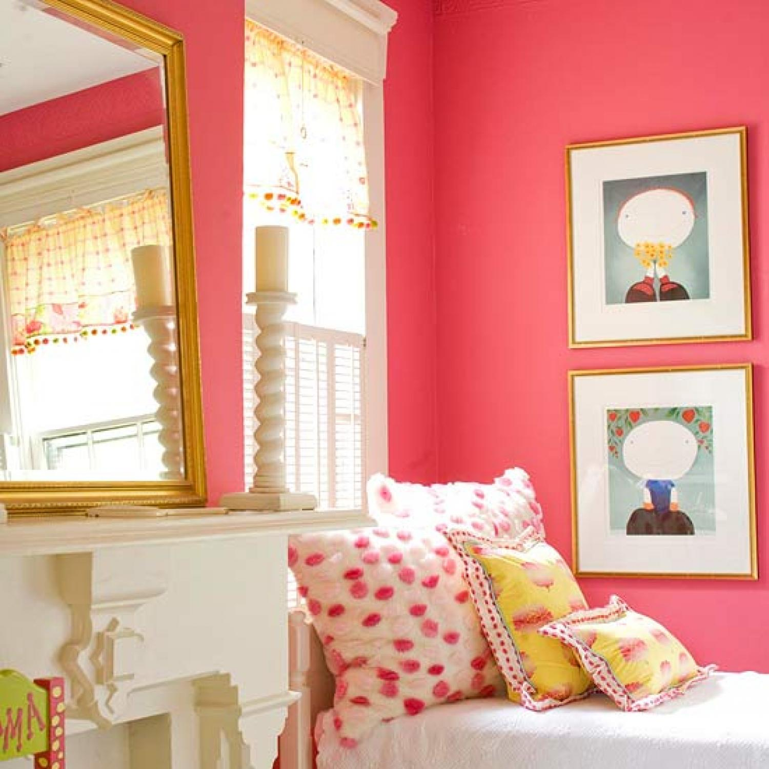 Bedroom Decorating Ideas: Bedroom Decorating Ideas: Young Children