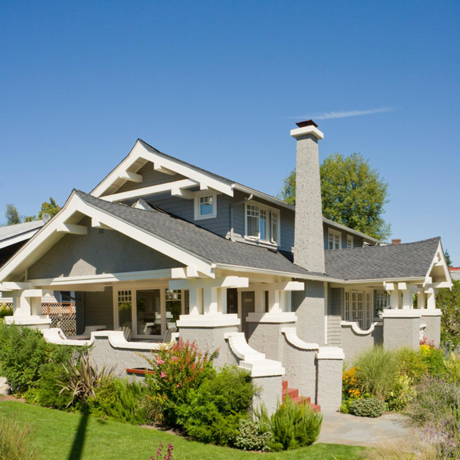 Get The Look: Arts And Crafts Style Architecture