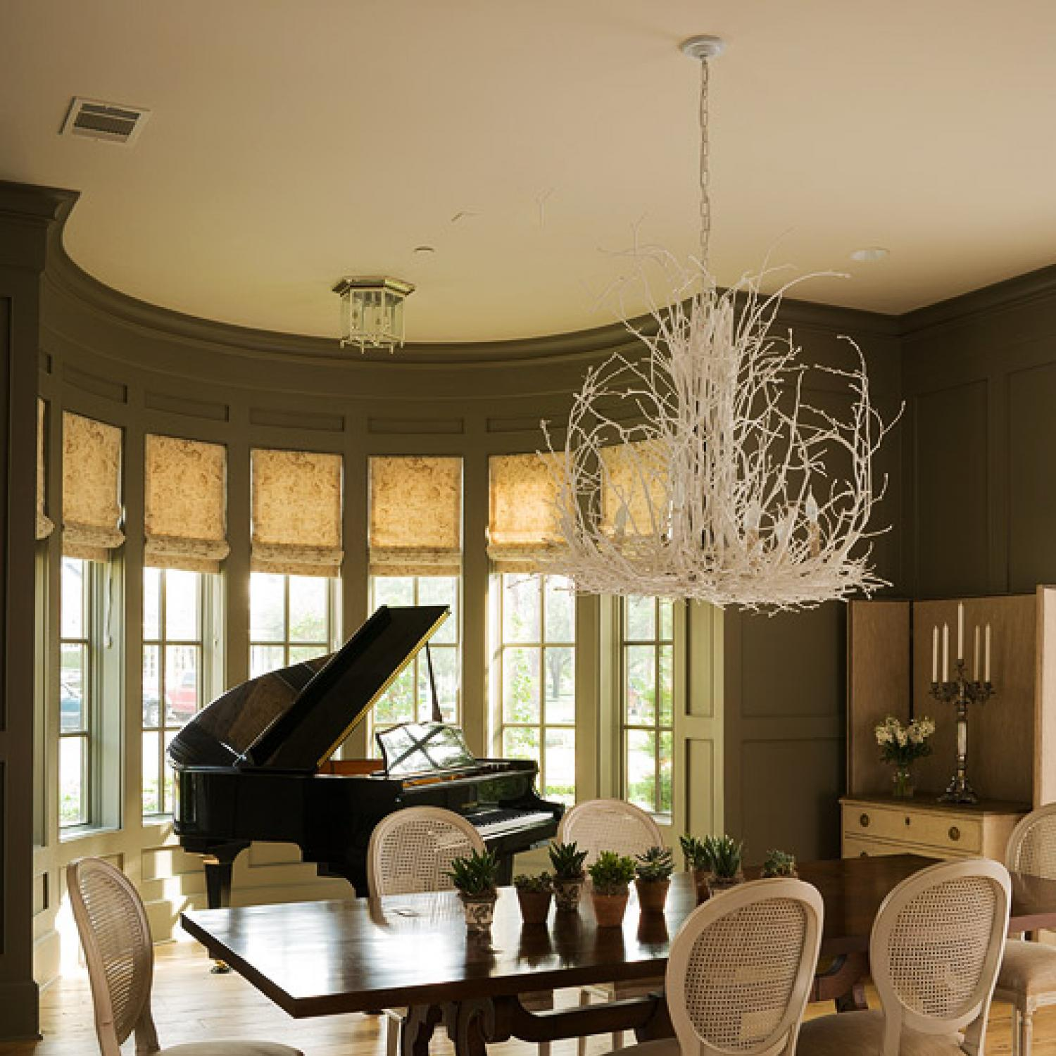beautiful dining rooms traditional home rh traditionalhome com Elegant Dining Rooms Contemporary Dining Room