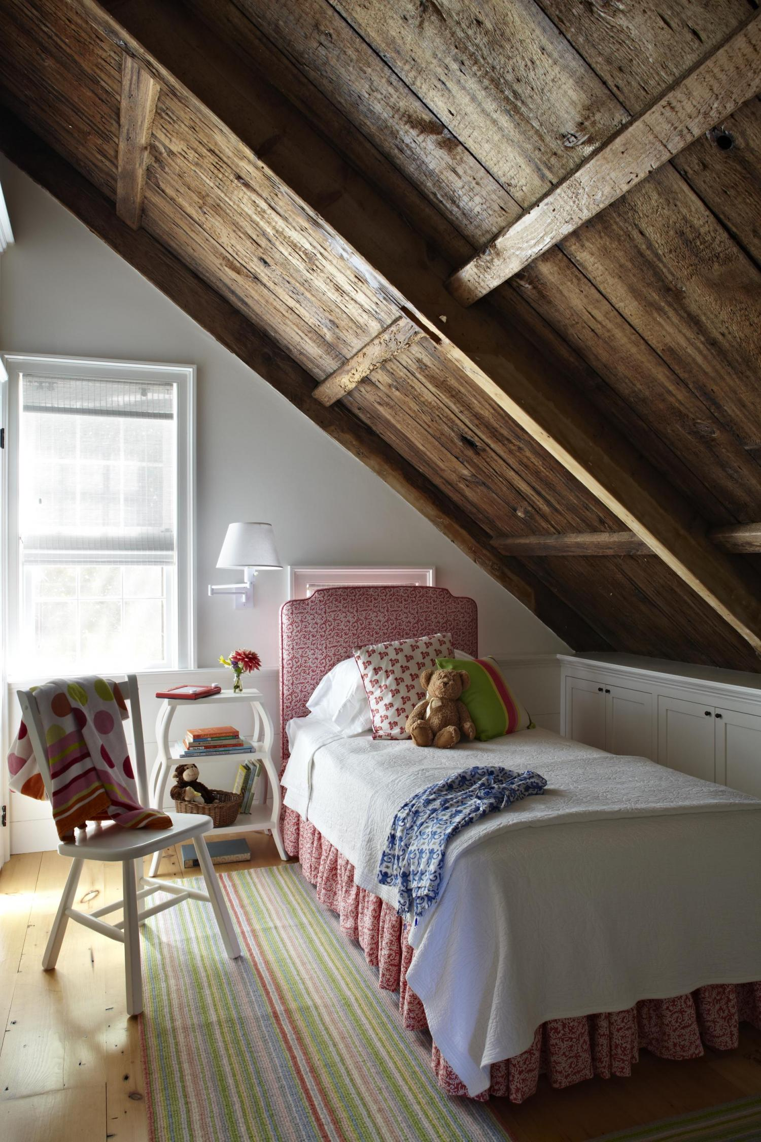 Bedrooms: Rustic & Romantic