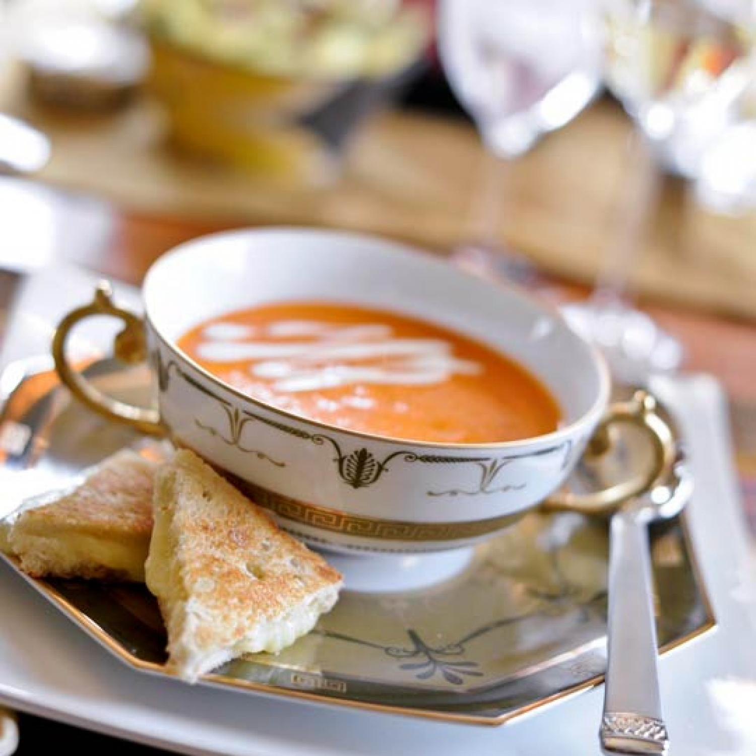 Our Most Delicious Soups