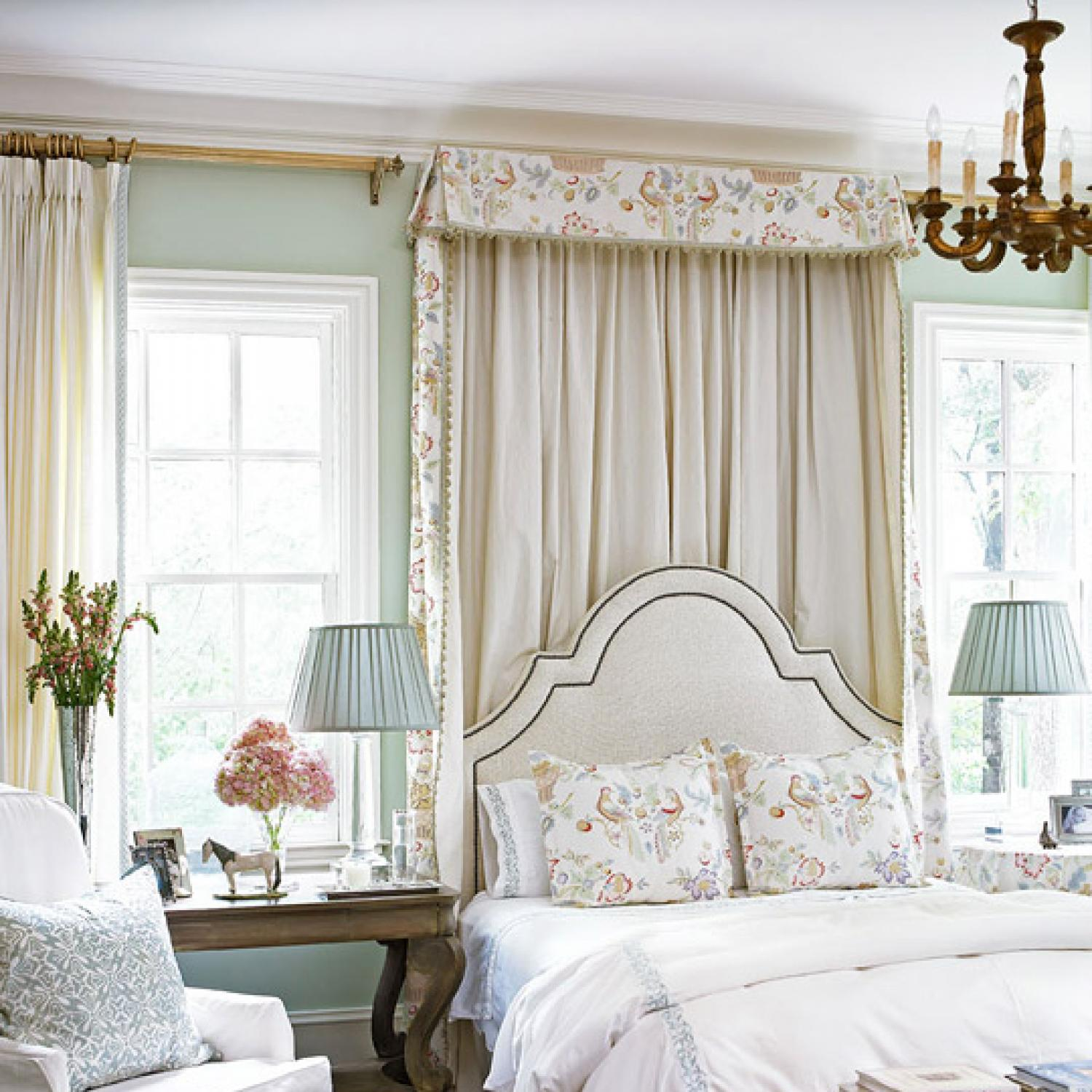 Gorgeous guest bedrooms traditional home for Traditional home bedrooms