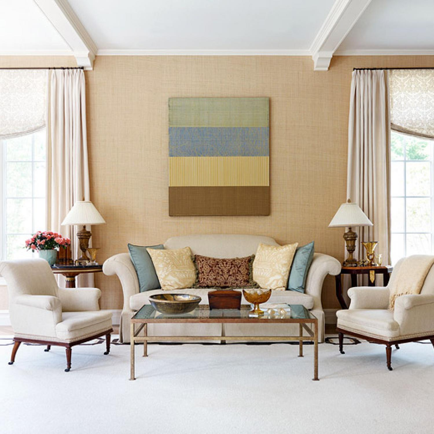 Excellent Ideas For Decorating A Living Room Design Ideas