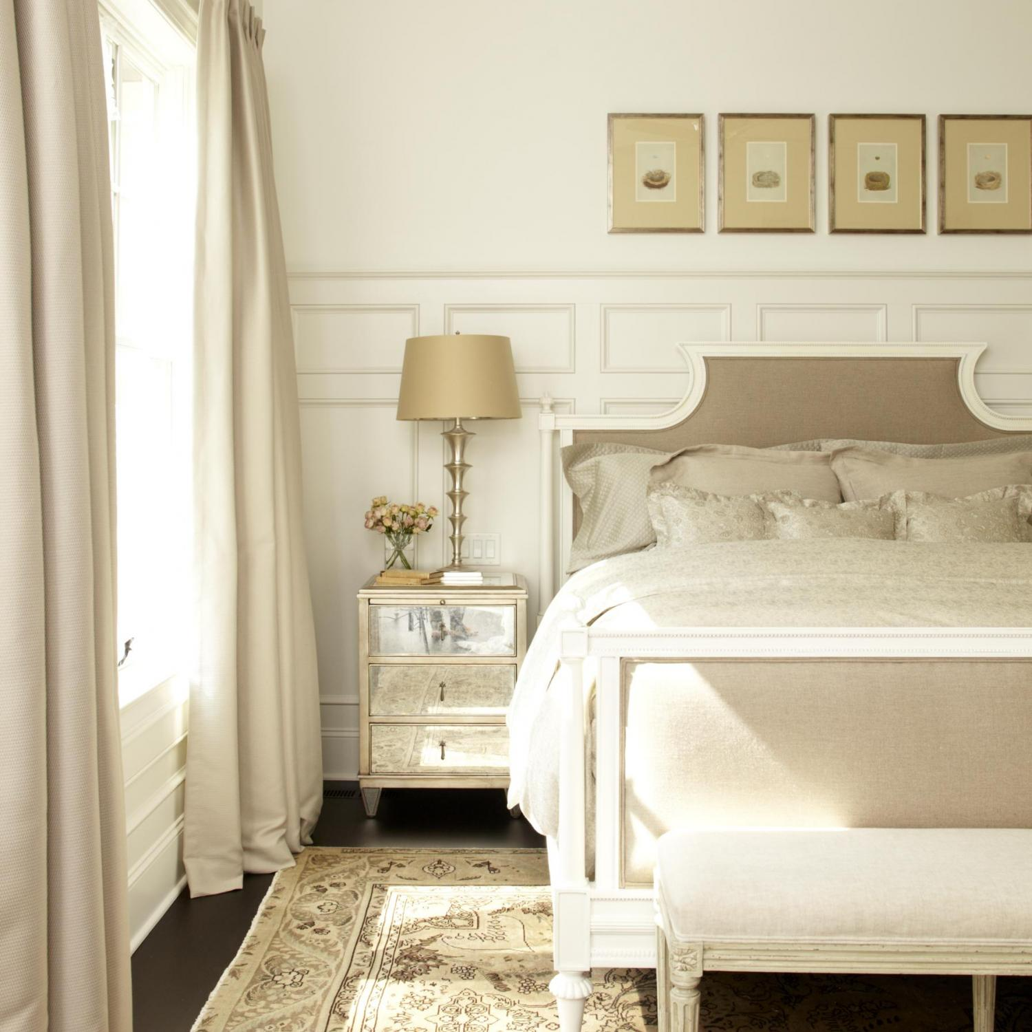 12 Romantic Bedrooms Traditional Home
