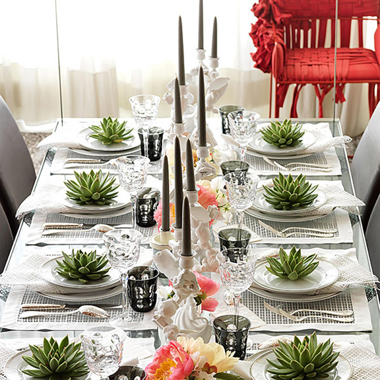 Great Gatherings: Whimsical Dinner Party