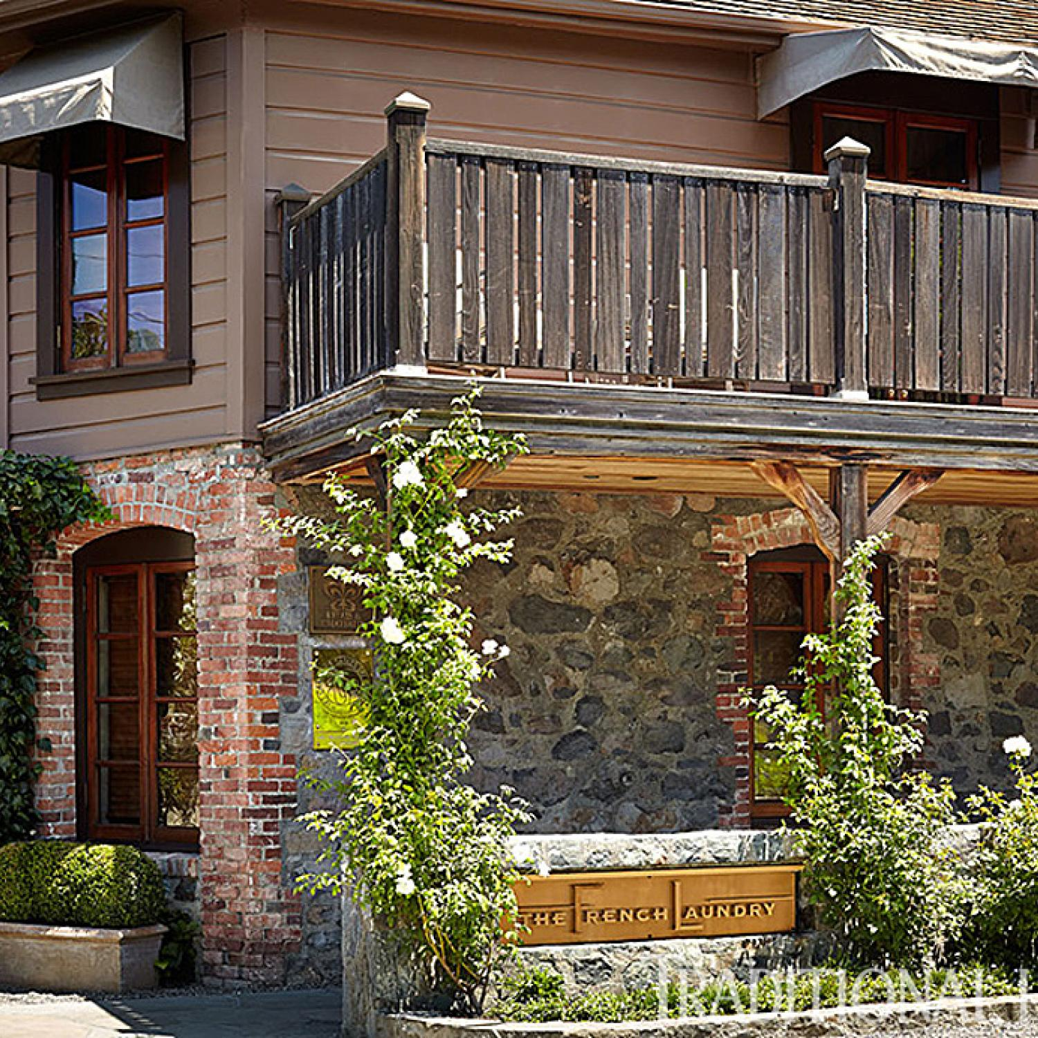 Cooking School: The French Laundry | Traditional Home