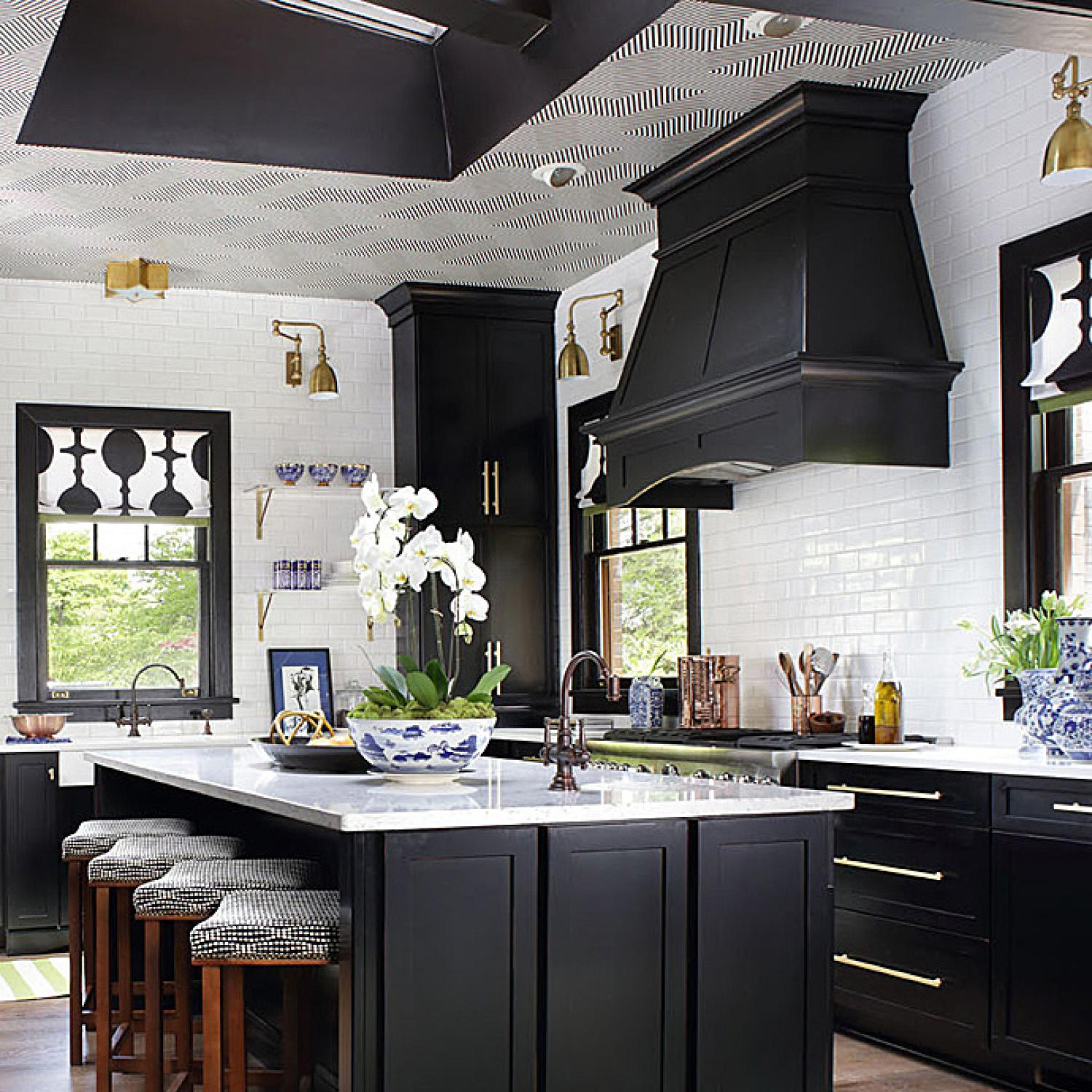 Fabulous Before-and-After Showhouse Kitchen
