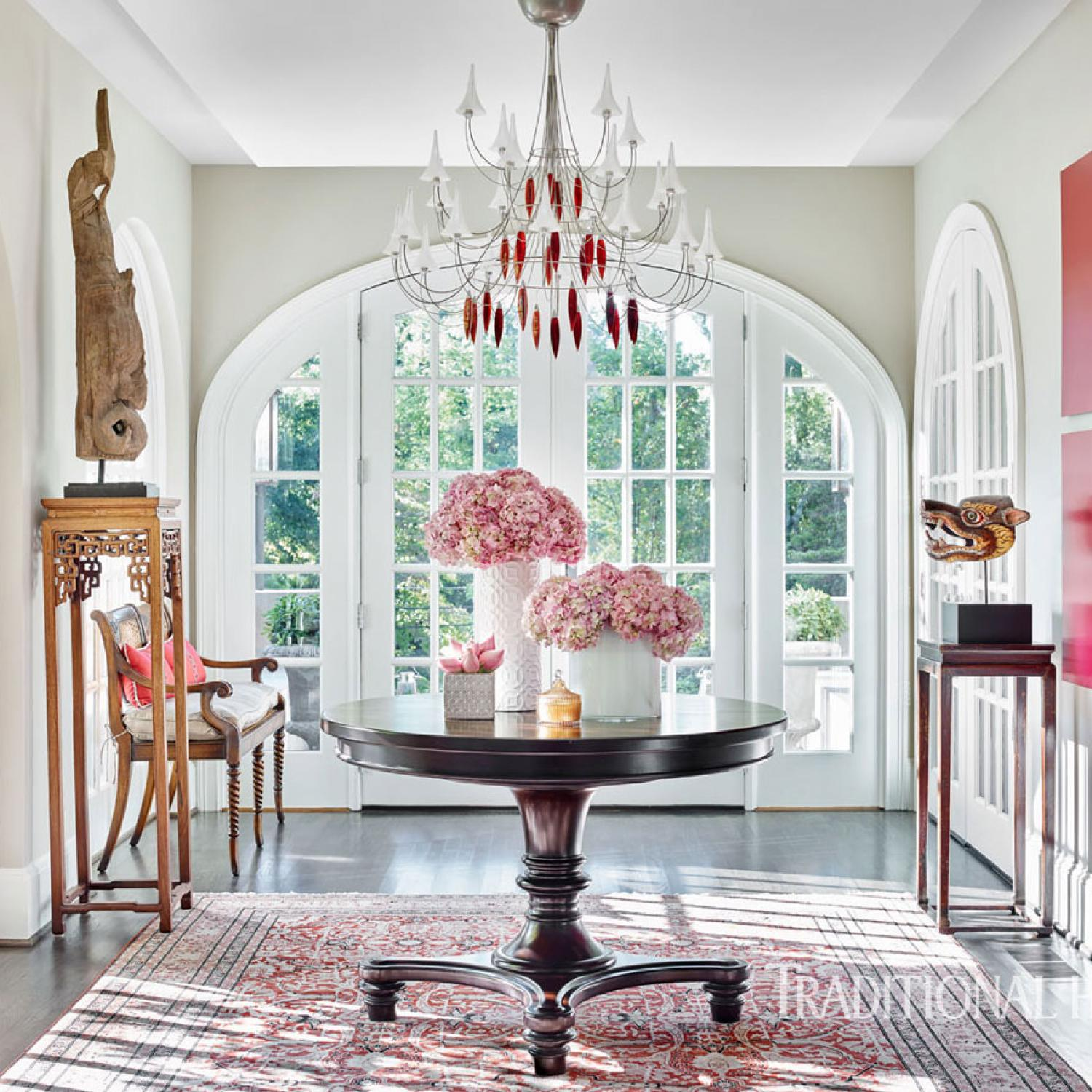 Designer Vern Yip\'s Georgia Home | Traditional Home