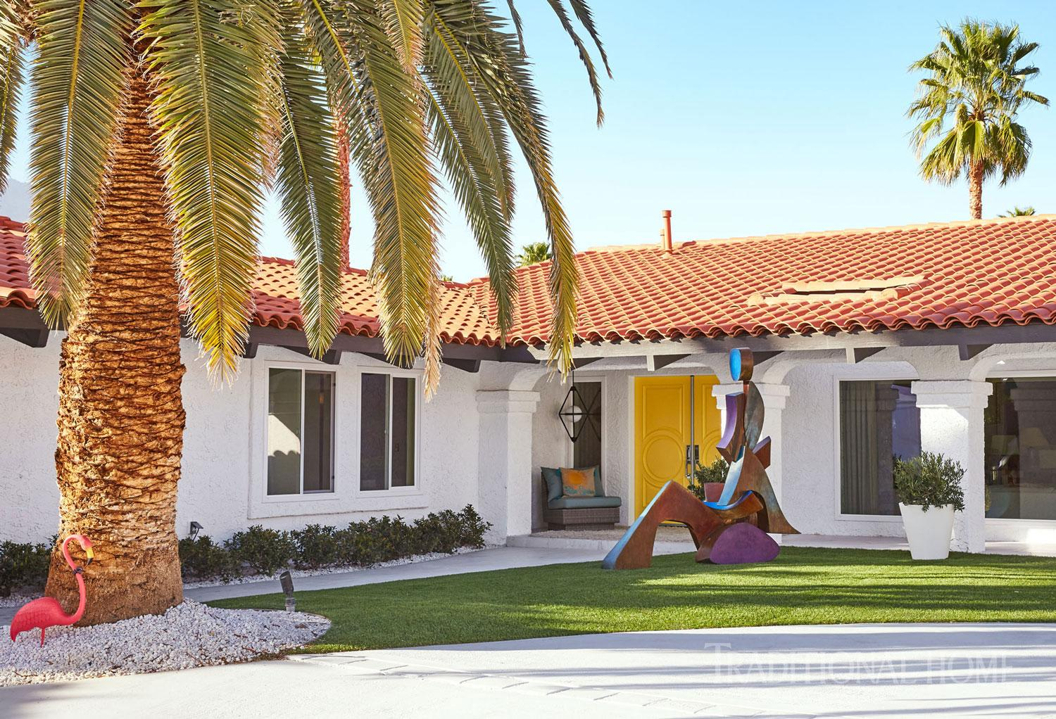 2017 Modernism Week Showhouse Traditional Home