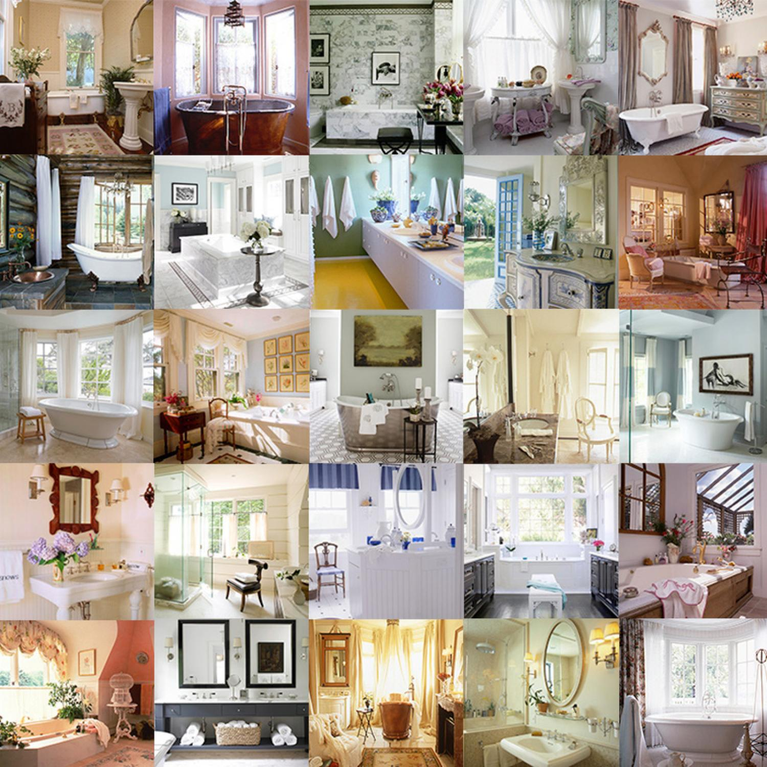 Years Of Beautiful Bathrooms Traditional Home - Traditional home design