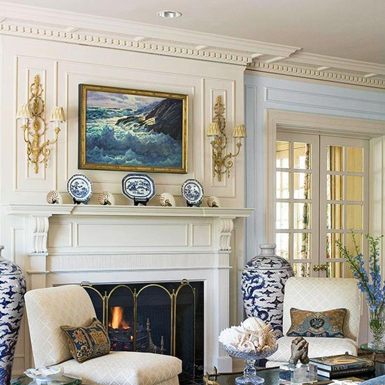 Get The Look: Classic Mantels