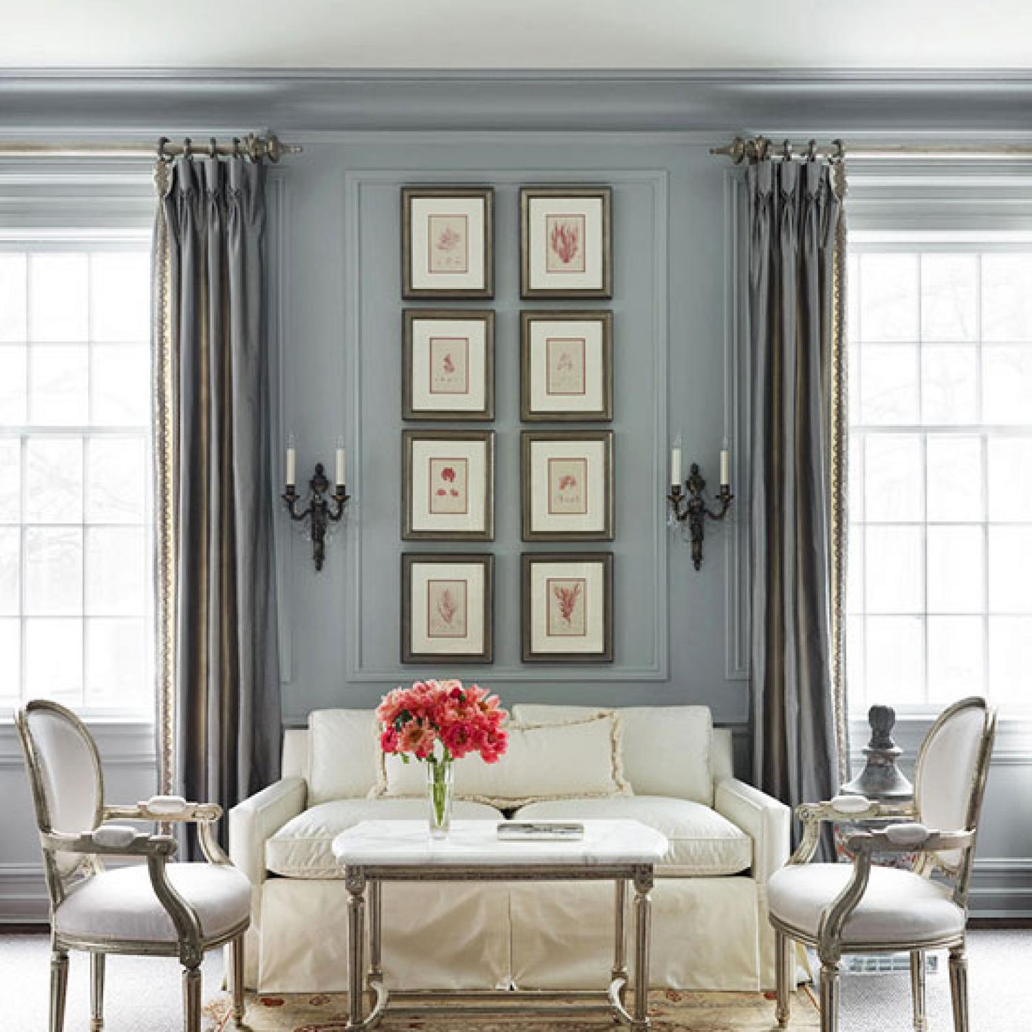 Traditional Home Design Ideas: Sophisticated Lake Forest Showhouse