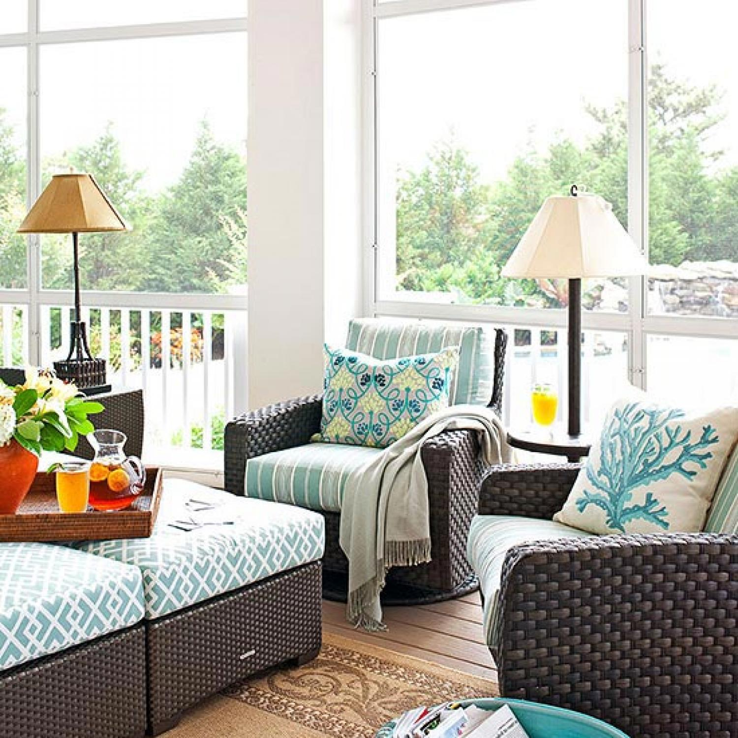 Spacious Beach House with Seaside Palette
