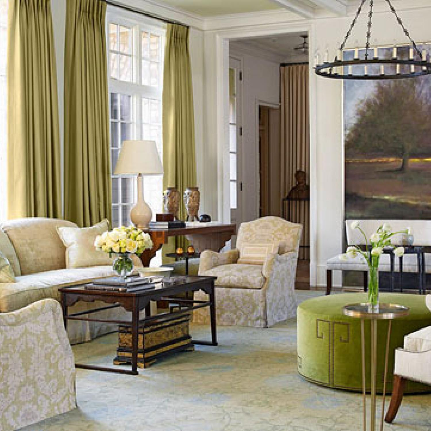 Traditional Interior Design By Ownby: New Home With Traditional Southern Design And Hospitality