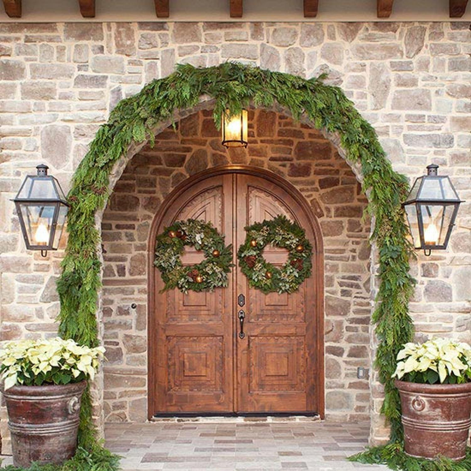 Decorated Homes: Scandinavian-Style Christmas: Pretty Texas Home
